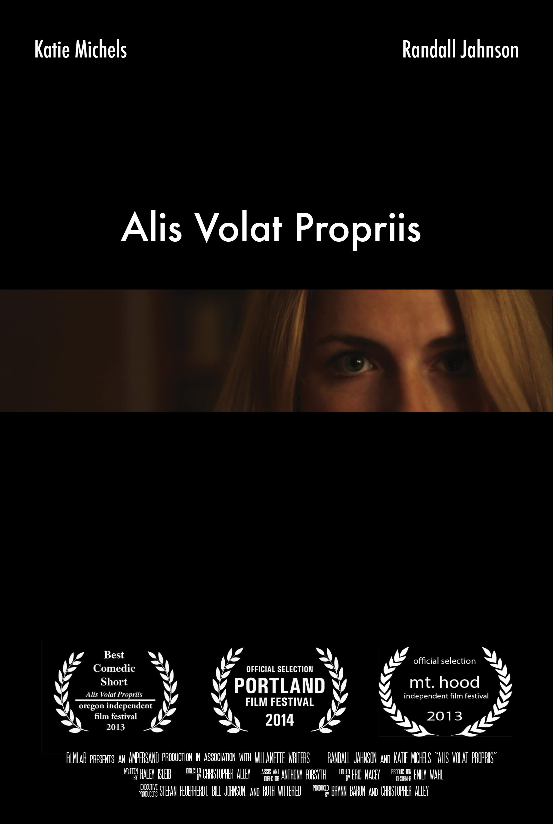 12x18 Alis poster