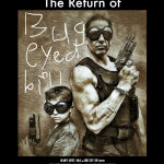 film poster for 2015 FiLMLaB winning script Bug Eyed Bill