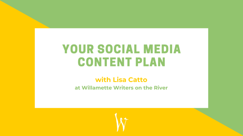 Your social media content plan