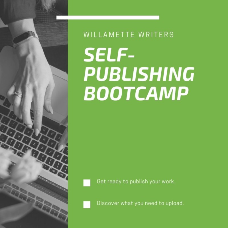 Self-publishing bootcamp