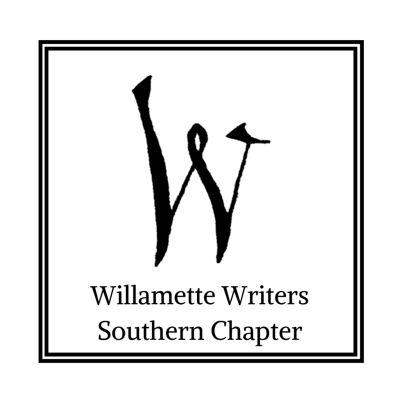 Willamette Writers Southern Oregon Chapter Meeting Logo
