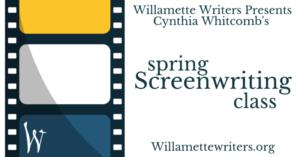 Spring Screenwriting Class