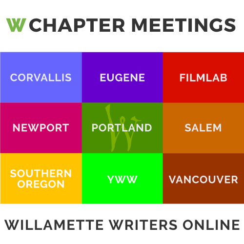 willamette writers chapters graphic
