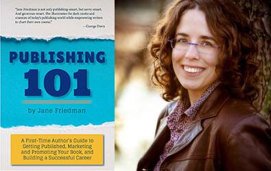 Jane Friedman Keynote on Friday