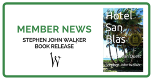 Stephen John Walker Member News
