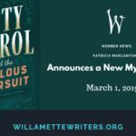 Member News: New book in mystery seri