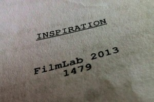 Inspiration Cover Sheet