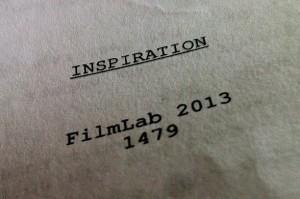 Inspiration Cover Sheet