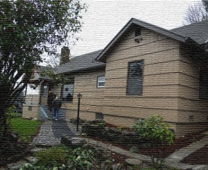 Front View of the Willamette Writers Cynthia Whitcomb House for Writers