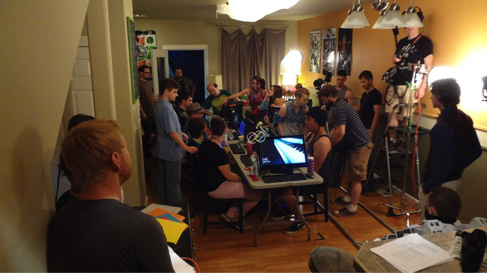 Mad House Lan party
