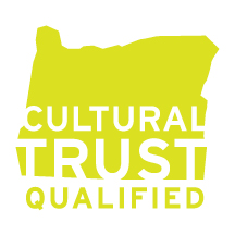 Oregon Cultural Trust qualified logo