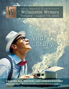 Willamette Writers Conference 2015