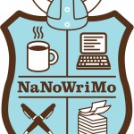 National Novel Writing Month (NaNoWriMo) logo