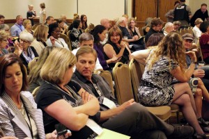 Conference attendees gained from word-class networking as well as outstanding work sessions.