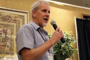 Randall Jahnson sharing his thoughts on visual media.