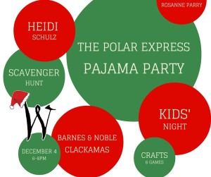 Kids' Night at Willamette Writers Book Fair & Fundraiser
