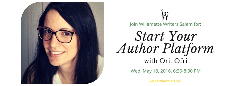 Join Willamette Writers Salem