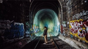 Manuscript tunnel vision is one of the obstacles that can keep you from finishing your manuscript