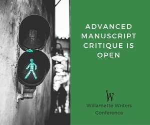 Advance Manuscript Critique Registration Open