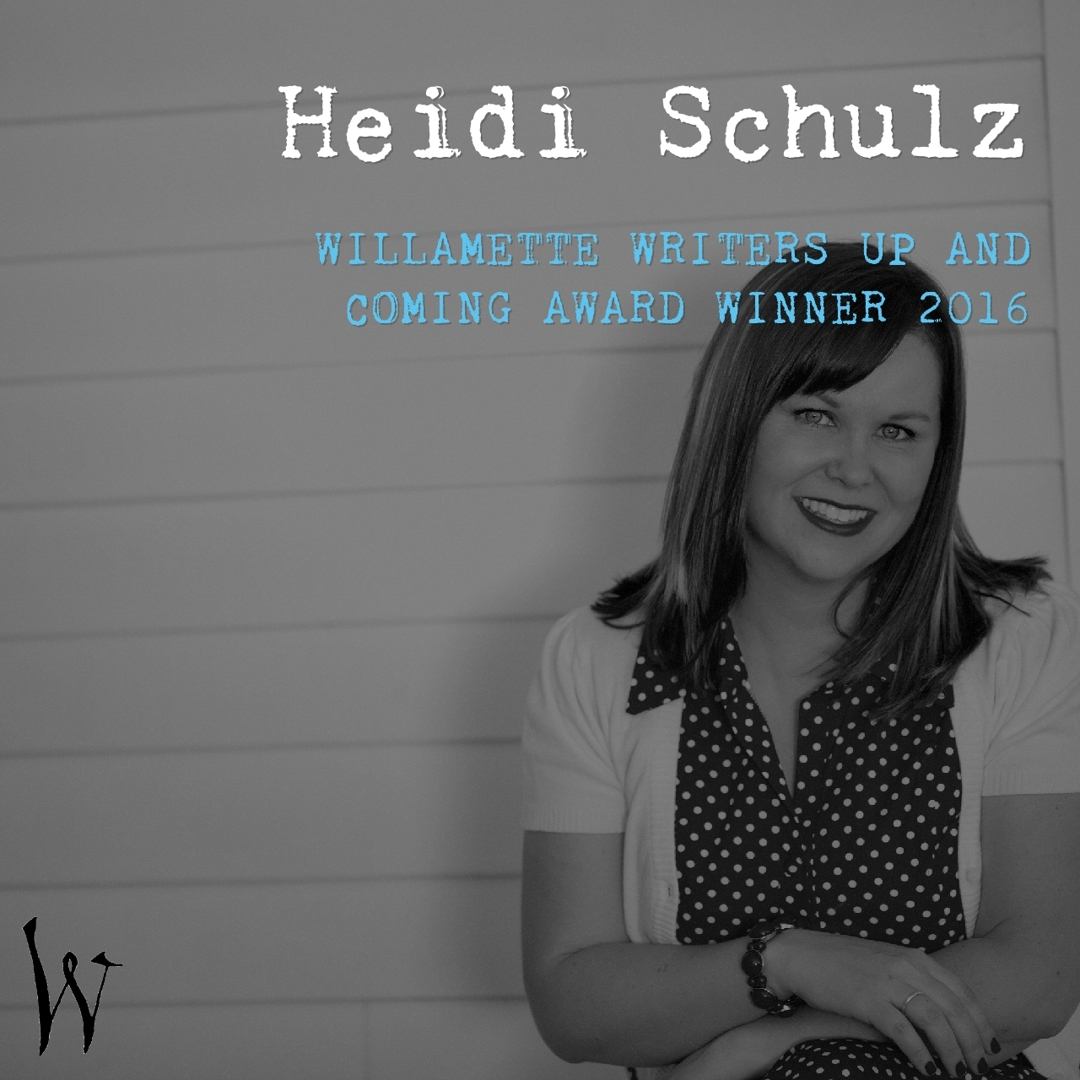 Up and Coming Award Winner 2016 – Heidi Schulz