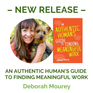 AN authentic human's guide to finding meaningful work released