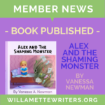 Alex and The Shaming Monster graphic