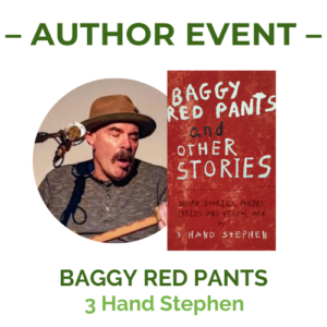 Baggy Red Pants Event Image