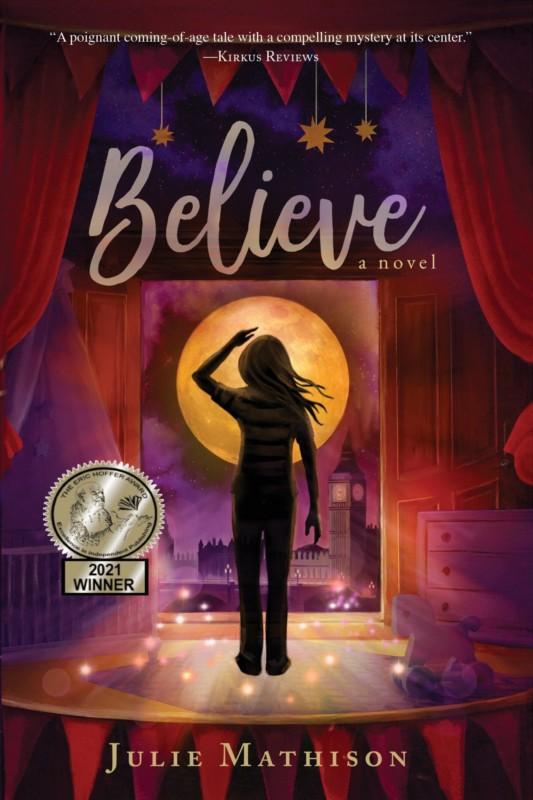 Believe Book Cover
