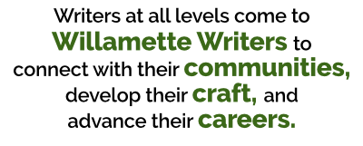 Community, craft & career-for writers