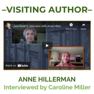 Caroline Miller interviews anne hillerman