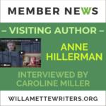 Caroline Miller. anne hillerman interview