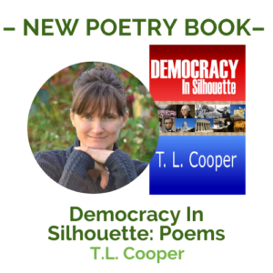 Democracy in Silhouette: Poems Release Graphic
