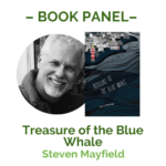 Steven Mayfield Book Panel Announcement