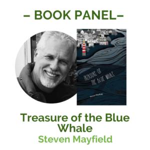 Steven Mayfield Book Panel Announcement