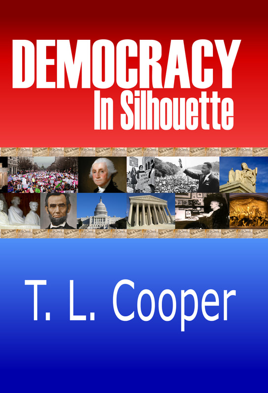 Democracy in Silhouette: Poems Cover photo
