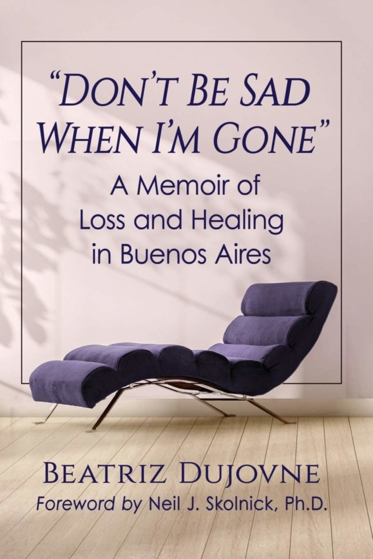 Don't Be Sad When I'm Gone Book Cover