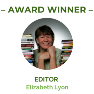 Elizabeth Lyon, editor award winner
