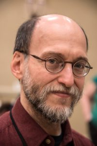 Author David D. Levine headshot