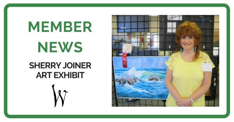 Sherry Joiner Member News