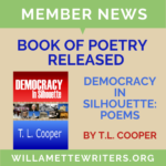Democracy in Silhouette Release Graphic