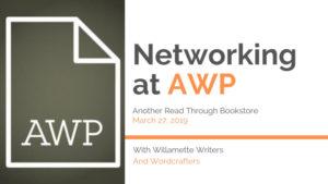 Networking at AWP