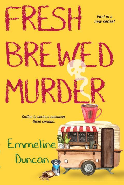 Fresh-Brewed Murder book cover