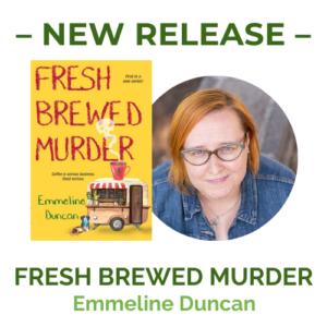 Fresh Brewed Murder Release Image