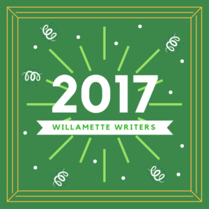 Happy New Year from Willamette Writers!