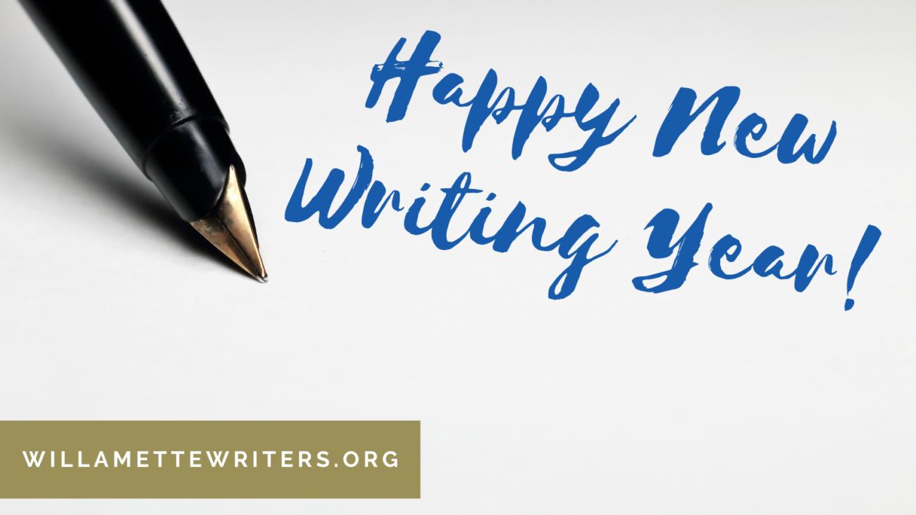 Happy New Writing Year!