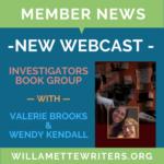 Investigators Book Group Webcast Brooks Kendall