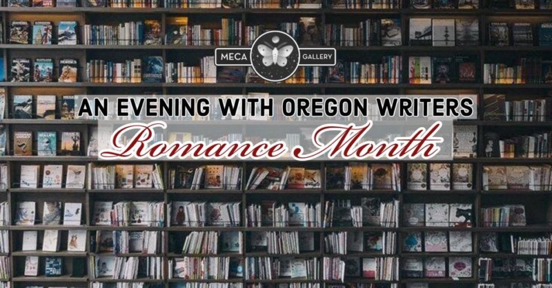 An evening with Oregon Romance Writers