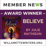 Believe Award Graphic