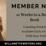 Member News Coaching with Suzy Vitello