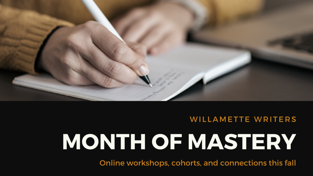 Month of Mastery - online workshops, cohorts, and connections this fall